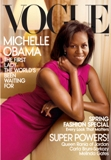 Michelle Obama, Vogue Magazine, March 2009