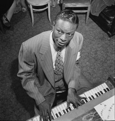 Portrait of Nat King Cole