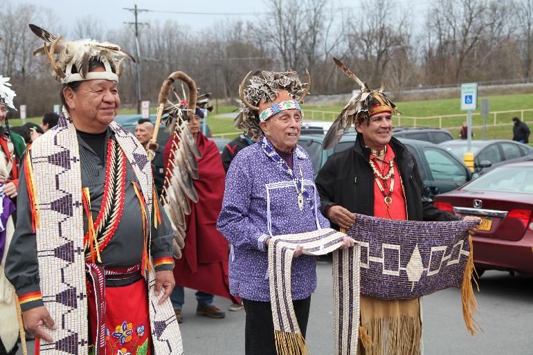 Canandaigua Treaty Day Parade, 2013