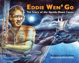 book Eddie-Wen-Go The Story of the Upside-down Canoe