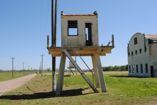 Guard Tower at Angola Prison