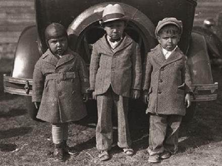 Kiowa Children 1928