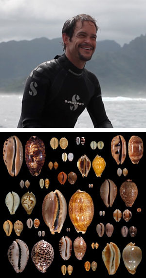 Chris Meyer and Cowrie Shells