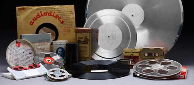 National Anthropological Archives Sound Media