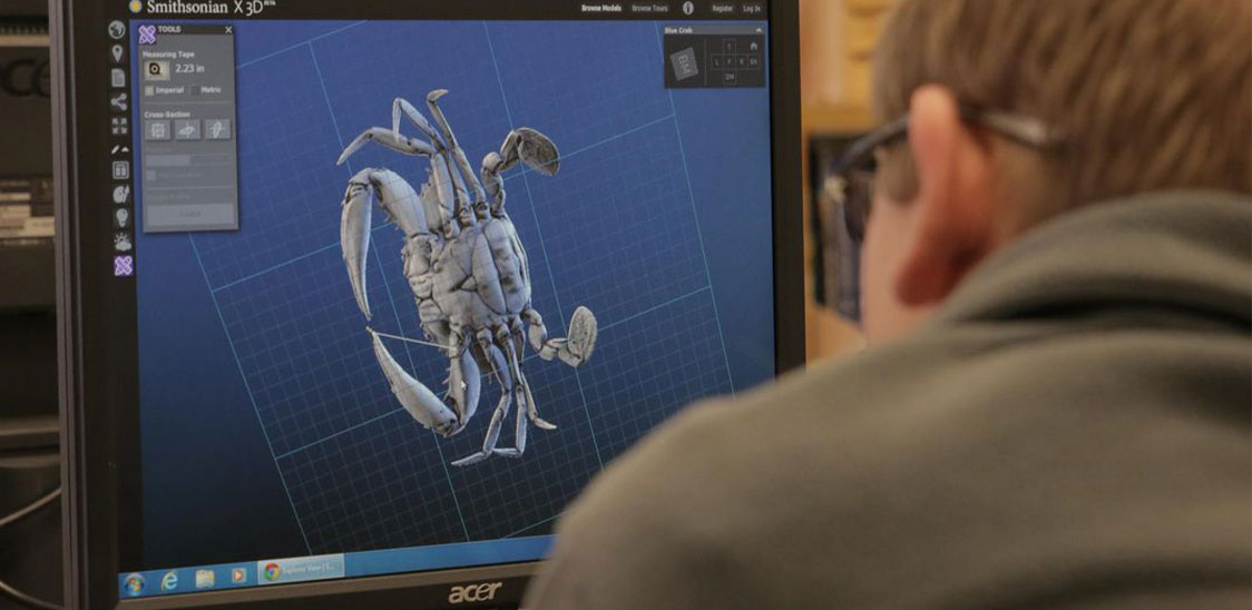 Online Resources - Smithsonian 3D