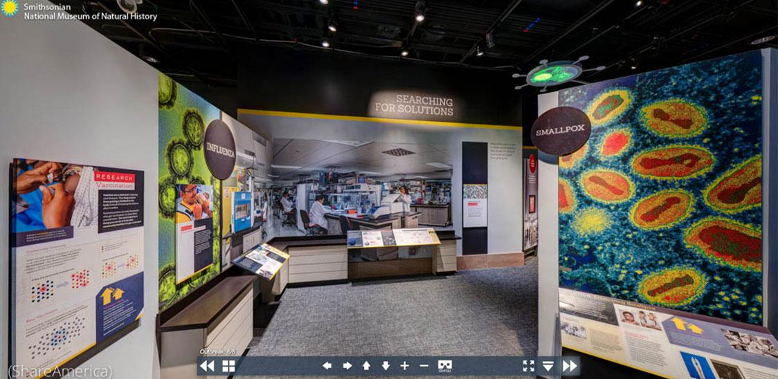 Outbreak Digital Exhibit