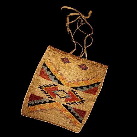 Nez Perce or Yakama bag