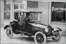 1917 Patterson Greenfield Roadster=