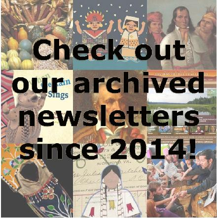 NMAI teacher eNews Archive link