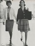 Willette Murphy, Mademoiselle Magazine, August 1961