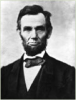 Abraham Lincoln, 16th President of the United States of America. Library of Congress Prints and Photographs online catalog.