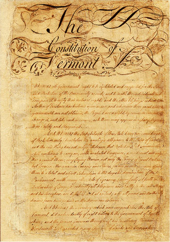 a discussion on how democratic the form of government established by the constitution really is Essay on democracy in india  however, during that election the people of india did not really had the  every form of government, whether democratic or.